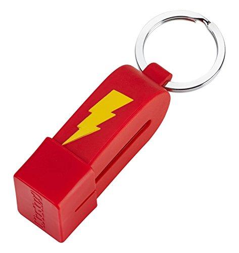 Mostaza - Booster Juice, cargador de batería de teléfono a teléfono