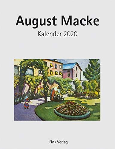 August Macke 2020: Kunst-Einsteckkalender