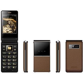 MOTOULAX Teléfono Plegable para Personas Mayores ...