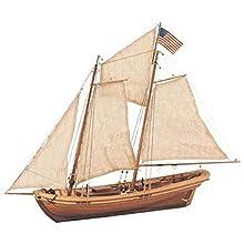 Artesanía Latina 22110N. Modello di Nave in Legno Swift 1/50