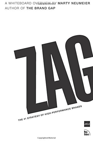 ZAG: The #1 Strategy of High-Performance Brands par Marty Neumeier