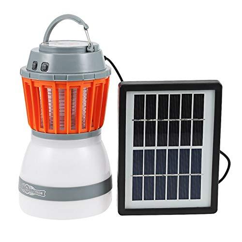 TSYMQ Tragbare 2-in-1 Led Camping Licht, Mosquito Killer Lampe, Energiesparen und wasserdicht, für Outdoor Camping Garten Party Aufladen Pest Repeller pro - Pro-pest Repeller
