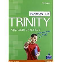 Trinity. GESE Grades 3-4 and ISE 0. Per le Scuole superiori. Con Multi-ROM. Con espansione online