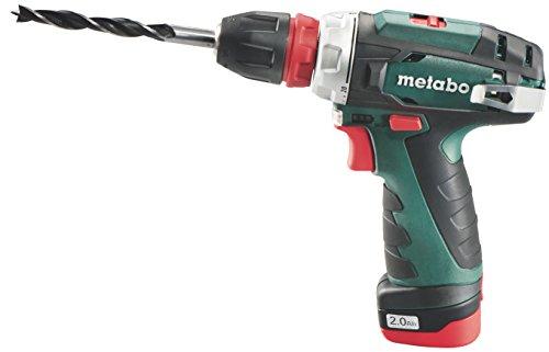 Metabo Power Maxx BS Quick Basic Akku-Bohrschrauber, 600156500