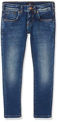Ltb jeans bernie b, jeans bambino, blu (arnie wash 51312), 9 anni
