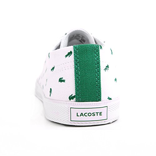 Lacoste Marcel Lace Up 116 1 SPJ White Green White