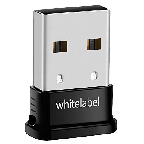 Whitelabel adattatore bluetooth 4.0 usb per pc plug and play o con  driver ivt bluesoleil -per windows 10 / 8.1 / 8 / 7 / vista / xp a 32 bit e 64 bit