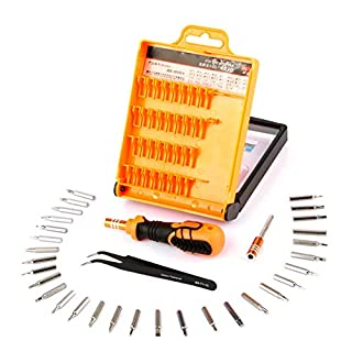 Asdomo 33 In 1 Screwdriver Set Disassembled Tool Electronic Device Repair Tools