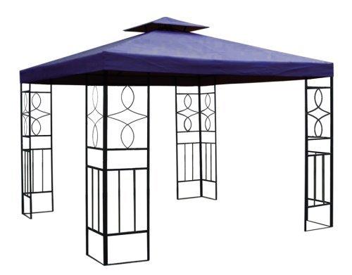 Spetebo - Toldo de repuesto para techo de metal, 3 x 3 m