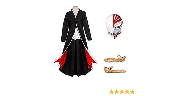 Bleach Shinigami Sandali Scarpe Calzino Ichigo kurohttsaki Cosplay Costume Costume