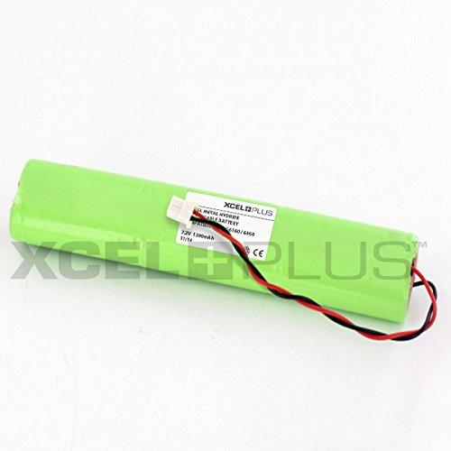 Paradox, Magellan MG6160/MG6130 - Batterie pannello di controllo 2200m Ah 7,2 V