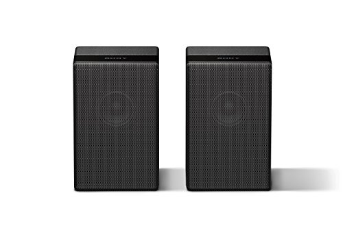 Sony SA-ZR9 Lot de 2 Enceintes arrière sans Fil pour compléter HT-ZF9