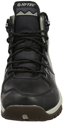 Hi-Tec Wild-Life Luxe I Waterproof, Chaussures de Randonnée Hautes Homme Noir (Black)