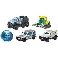 Sonstige Spielzeug-Artikel Jurassic World Fahrzeuge Rescata-Dinosaurios