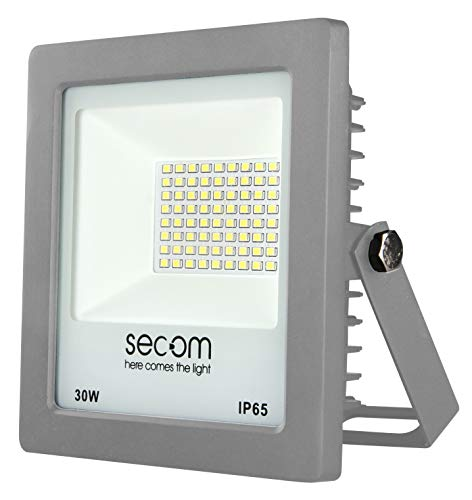 Secom TENKO Eco LED Titanio 30W, 3000 lúmenes, 5700ºK Proyector floodlight Industrial...