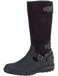 Lepi 7730LES Mädchen Langschaft Stiefel