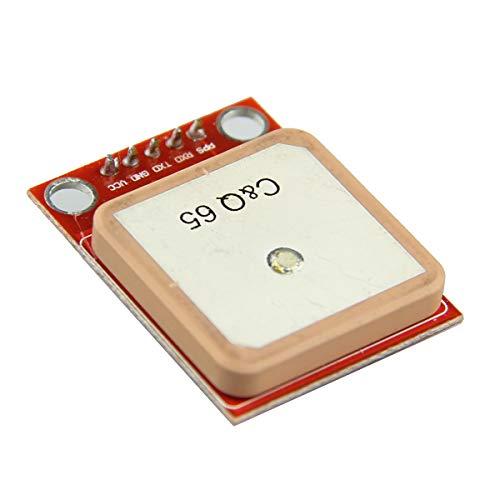 ROUHO GPS-Modul Kommt 25Mm X 25Mm Keramik Passive Antenne Für Raspberry Pi 2/B + - Passive Gps-antenne
