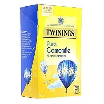 Twinings Pure Camomile Tea Bags 30 g