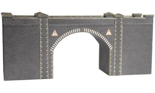 Superquick blau Brick Brücke/tunnel- 1/72OO/HO, Modellbausatz