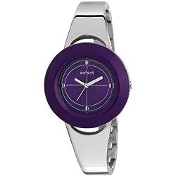 Axcent Damen-Armbanduhr Select Analog Quarz Edelstahl IX18124-032