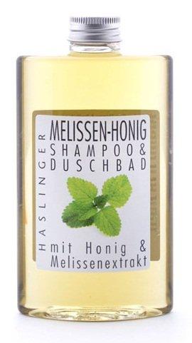 Melisse - Honig Shampoo & Duschbad mit echtem Bienenhonig und Melissenextrakt, 200 ml
