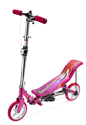 Preisvergleich Produktbild East Side Records 86009 - Space Scooter X580, Outdoor und Sport, rosa