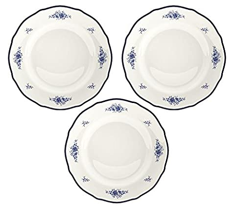 National Trust Country Kitchen Side Plates Set of 3 Traditional