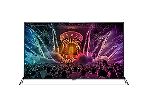 Philips 65PUS6121/12 164 cm (65 Zoll) LED Fernseher (Smart TV, 4K Ultra HD, Micro Dimming, Pixel Plus)