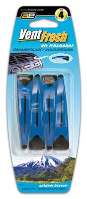 Preisvergleich Produktbild Medo VNT28 Vent StixAir Fresheners Freien Breeze Scent - 4-Pack