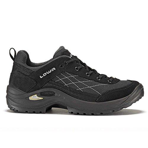 Lowa Taurus GTX® LO Wanderschuhe Outdoorschuhe Schuhe für Damen black (0999)