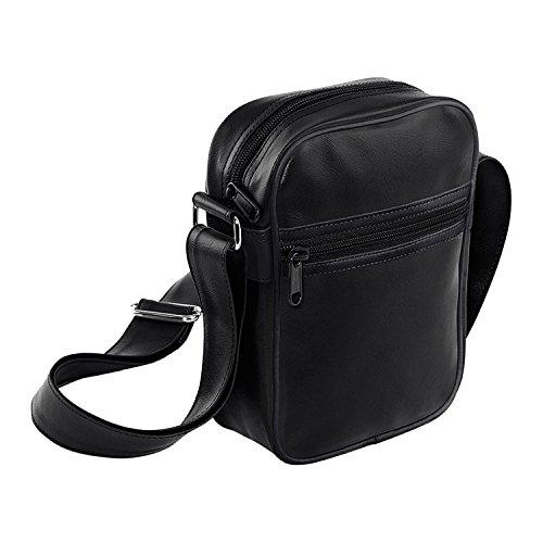 BagBase Ursprüngliche Retro Bag Umhängetasche Classic Red/ White