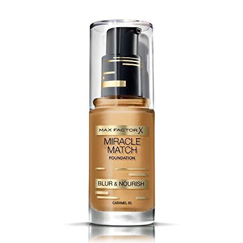 max-factor-miracle-match-fondotinta-liquido-numero-85-caramel-30-ml