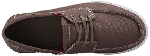 Sanuk Shipwrecked, Mules homme Marron (Brindle)