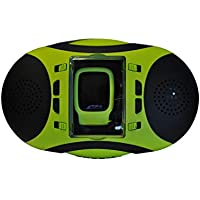 Speedo aquaspeaker Tragbarer Lautsprecher, wasserdicht Lime MP3-Player 4 GB