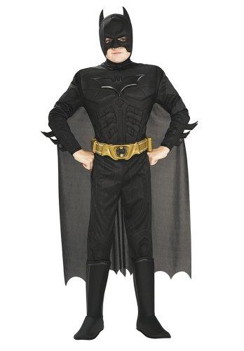 Rubie 's-Kinder-Kostüm Batman TDK Rises musculoso in Box (Batman 66 Kostüm)