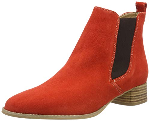 Tamaris Damen 1-1-25337-32 Chelsea Boots, Orange (Sunset 666), 39 EU