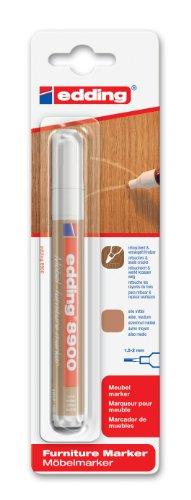Edding e-8900-1-4621 - Marcador retocar muebles color