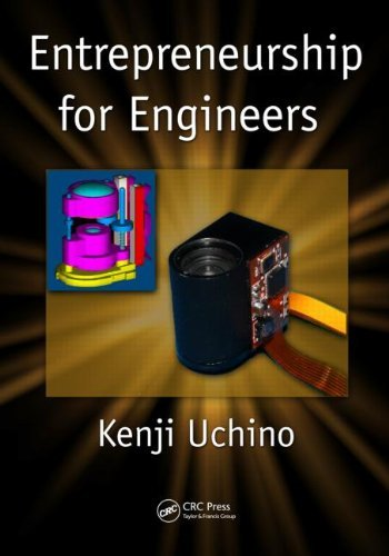 Entrepreneurship for Engineers by Kenji Uchino (4-Feb-2015) Paperback