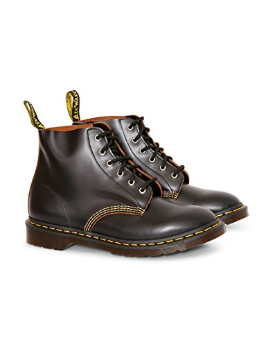Dr. Martens 101 Arc Black Vintage Smooth 22701001, Boots - 43 EU