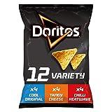 Doritos Variety Pack Tortilla Chips Multipack 12 x 30 g
