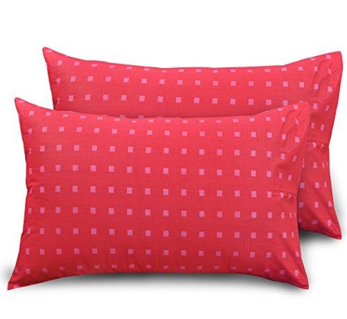 Ahmedabad Cotton 2 Piece Cotton Pillow Cover Set - 18