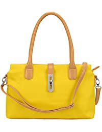 FASH Voyage Tote Carry All Faux cuir sac à main , Taille
