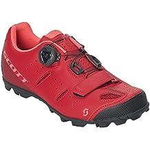 Scott MTB Team Boa 2019 - Zapatillas de Ciclismo para Mujer, Color Rojo, 6179