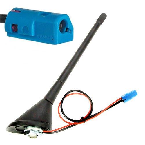 Antena de varilla para techo de coche