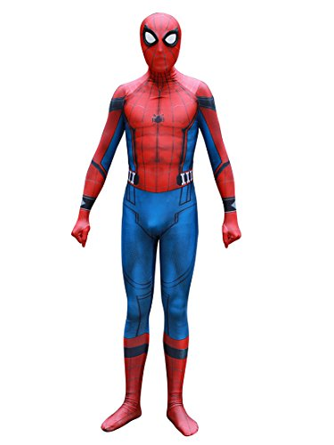 (Carswill Superhero Anzug Spandex Cosplay Full Body Halloween Kostüm)