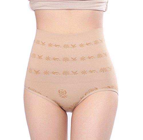 PrettyCat Tummy Tucker Waist Slimmer Women's Shapewear (Beige, Free Size)