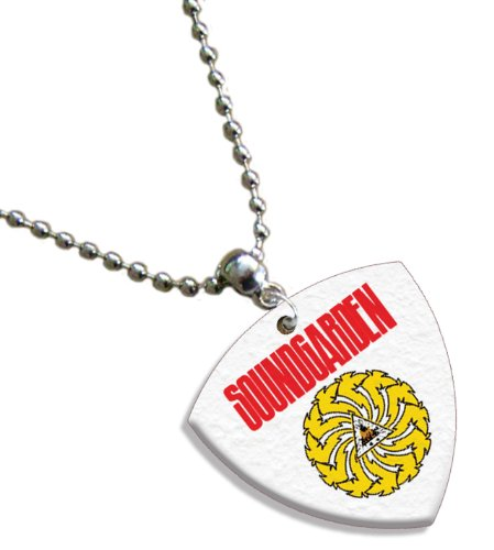 Soundgarden Bass (1mm Heavy gauge) Gitarre Pick Plektron Kette -