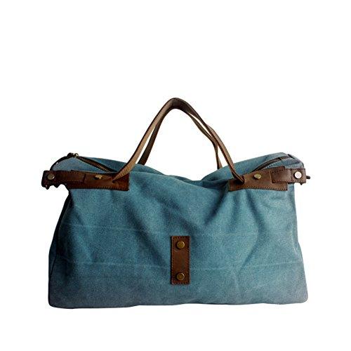 Casual chic retro pacchetto/Tela spalla borse coreani-A A