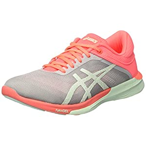 41 AeZQDXdL. SS300  - ASICS Women's Fuzex Rush T768n-9687 Training Shoes