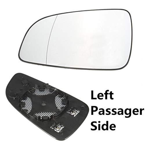 FloralLive Links Beifahrerseite Außenspiegel beheizbar Glasobjektiv Teile für Opel Astra H mk5 2004-2008